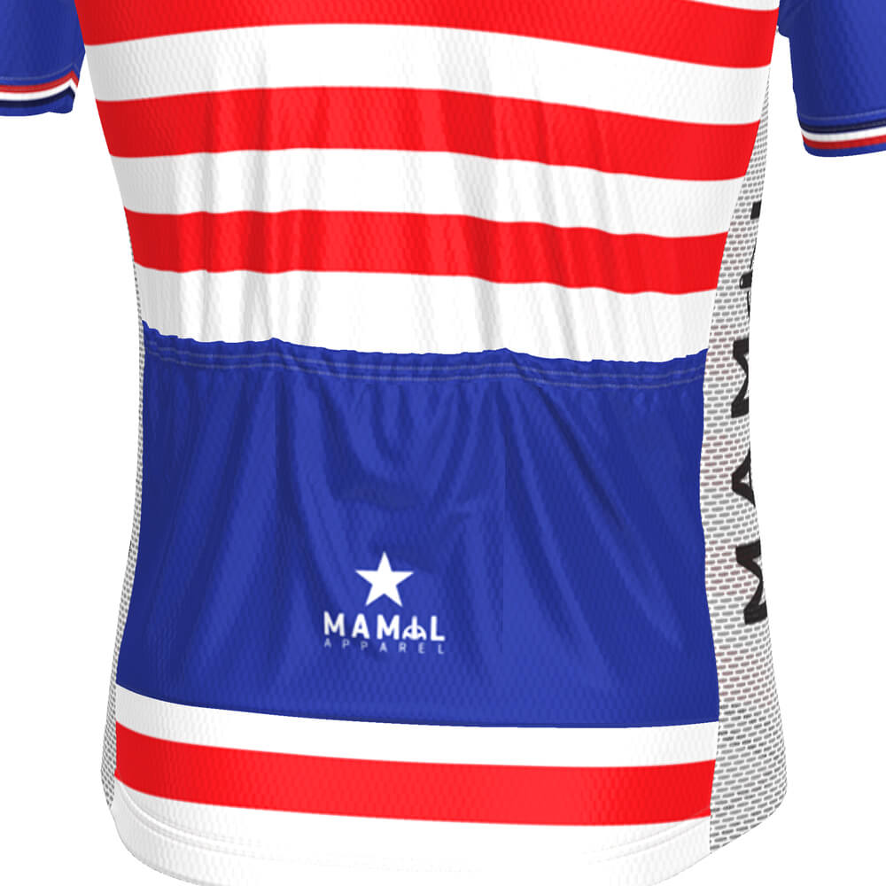 The Motta MAMIL Apparel Cycling Jersey