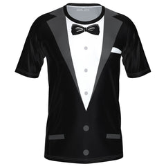 ORG Formal Black Tie Men's Technical Running Shirt