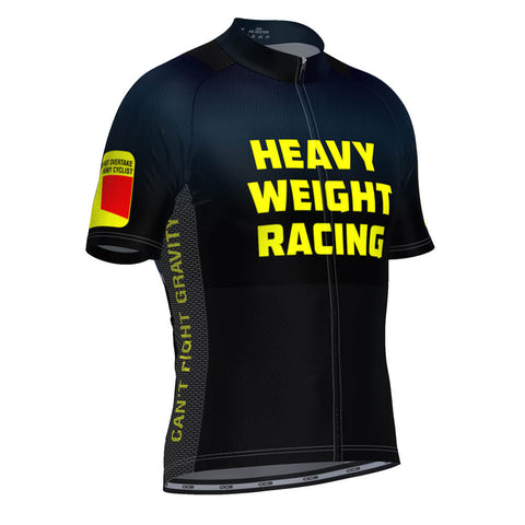 Heavy Weight Racing Gravity Short Sleeve Cycling Jersey