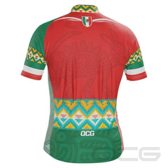 Men's Mexico Paseo 1 Short Sleeve Cycling Jersey