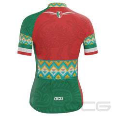 Women's Mexico Paseo 1 Short Sleeve Cycling Jersey