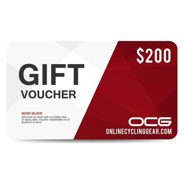 OCG Gift Cards By Online Cycling Gear