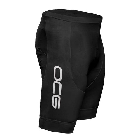 OCG Pro-Band Bold Lettered Cycling Shorts By OCG Originals