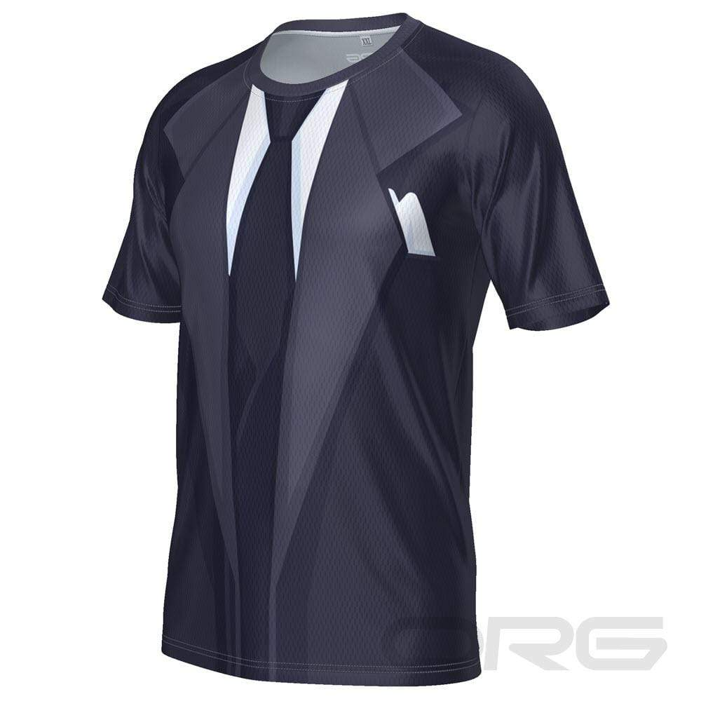ORG Suit and Tie Men's Technical Running Shirt