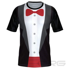 ORG Tuxedo Men's Technical Running Shirt By Online Running Gear