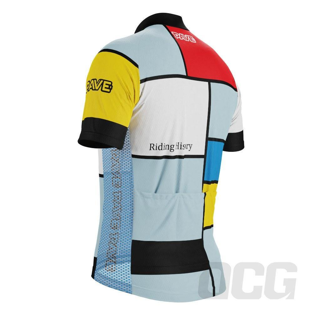 PAVE Athletic Good Health Short Sleeve Cycling Jersey - Online Cycling Gear