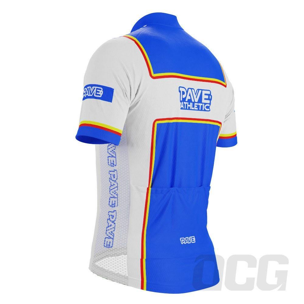 PAVE Athletic Electronic Short Sleeve Cycling Jersey - Online Cycling Gear