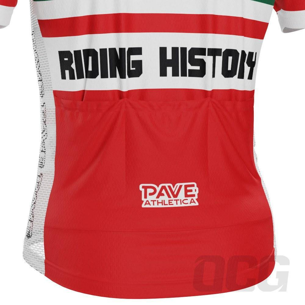 PAVE Athletic Team Americas Short Sleeve Cycling Jersey - Online Cycling Gear