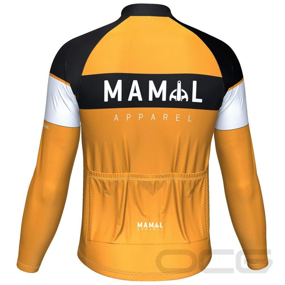 The Cannibal MAMIL Apparel Long Sleeve Cycling Jersey