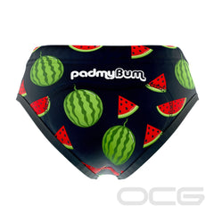 Women's Watermelon Cycling Underwear Briefs