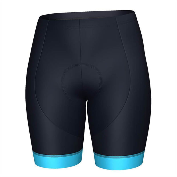 Women's Cosmos Pro-Band Cycling Shorts By OCG Originals