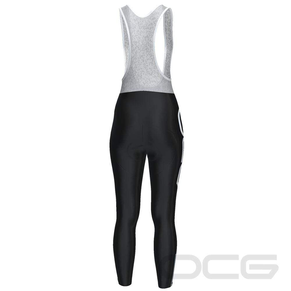 Women's OCG Bold Full-Length Cycling Bib Tights