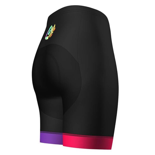 Women's Pro-Band Love Cycling Shorts By OCG Originals