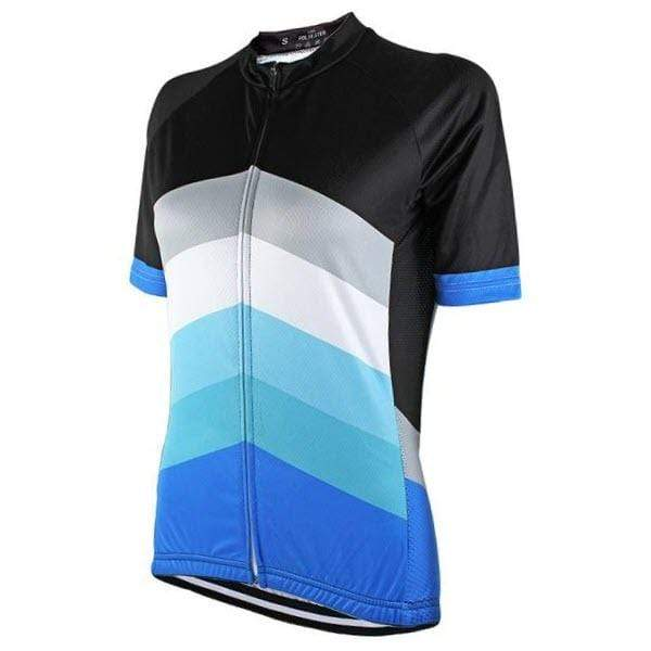 Women's Rise Up Cycling Jersey By Online Cycling Gear