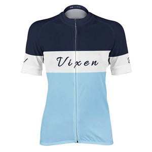 Women's Series 2 Retro Stripe Cycling Jersey By OCG Originals