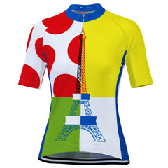 Women's Tour de France Leaders KOM Sprinters Jersey