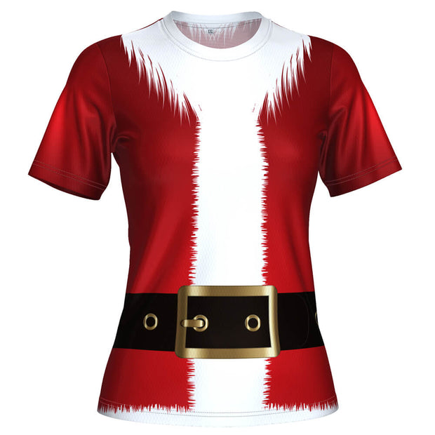 ORG Santa Suit Women's Technical Running Shirt