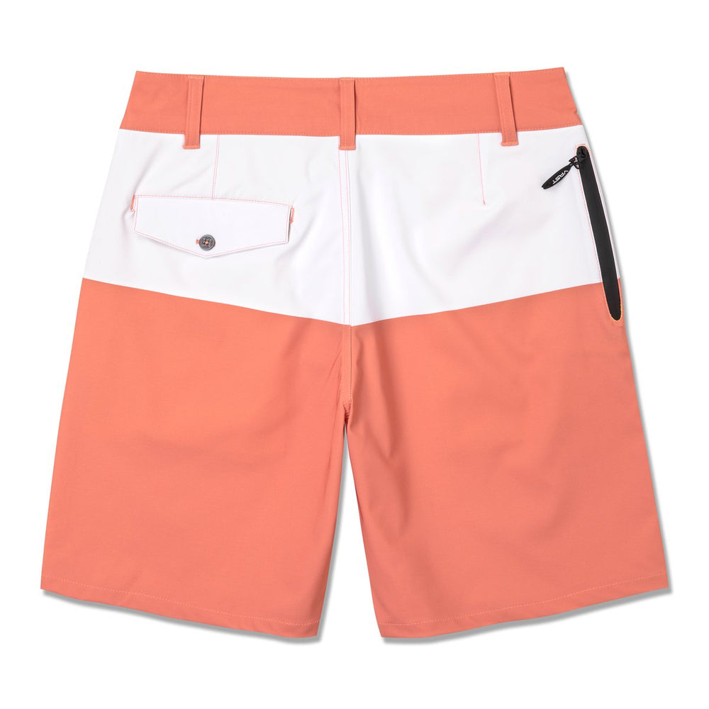 CREAMSICLE (CORAL) - WALKSHORTS