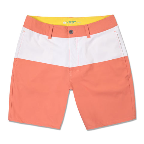 VAST - CREAMSICLE (CORAL) - WALKSHORTS