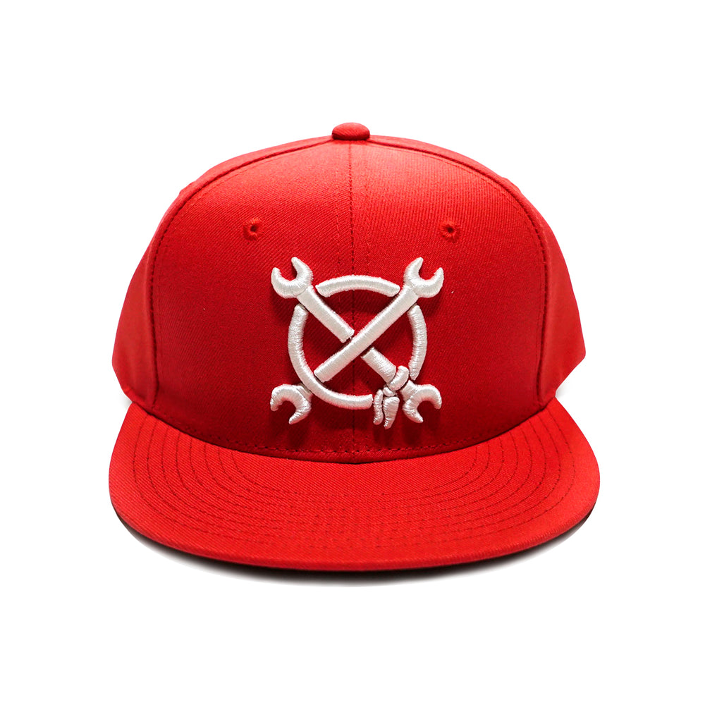 IN4MOTORS CROSS WRENCH SNAPBACK