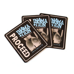 IN4MATION-HI END STICKER
