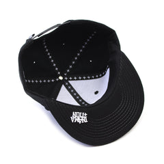 IN4MATION-HI SNAPBACK (BLK/WHT)