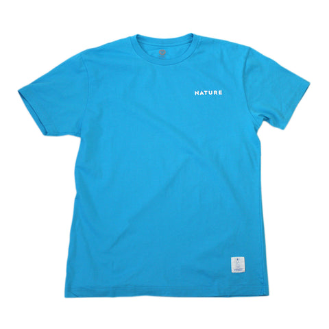 VAST-VS NATURE TEE (TEAL)