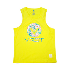VAST-VS HIBISCUS TANK (YELLOW)