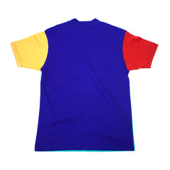 VAST-VS COLOR BLOCK TEE (MULTI)