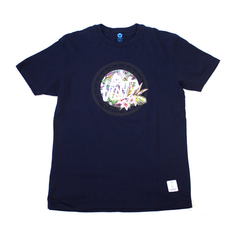 VAST-VS TROPICAL TRIBE TEE (NVY)