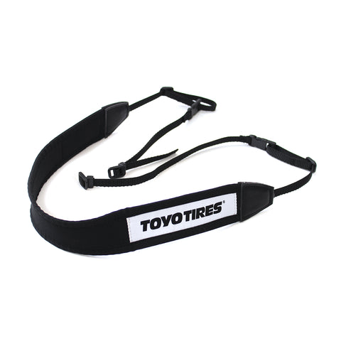 IN4MOTORS X TOYO TIRES DSLR CAMERA STRAP