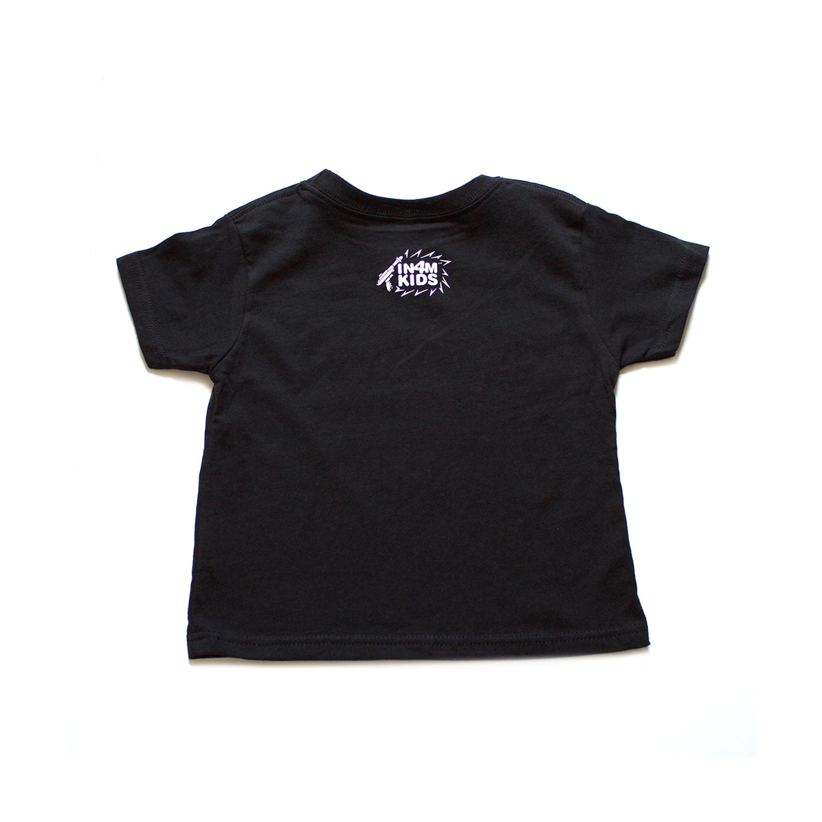 SNOTTY BY NATURE KIDS TEE (BLACK)
