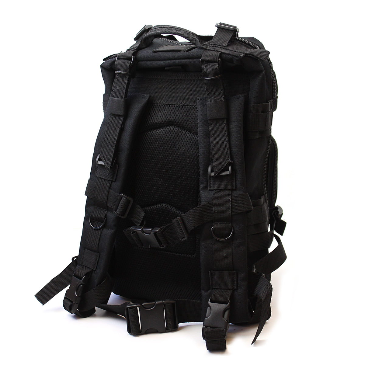 4TH SURPLUS - IN4MATION MEDIUM TACTICAL BACKPACK (BLK)