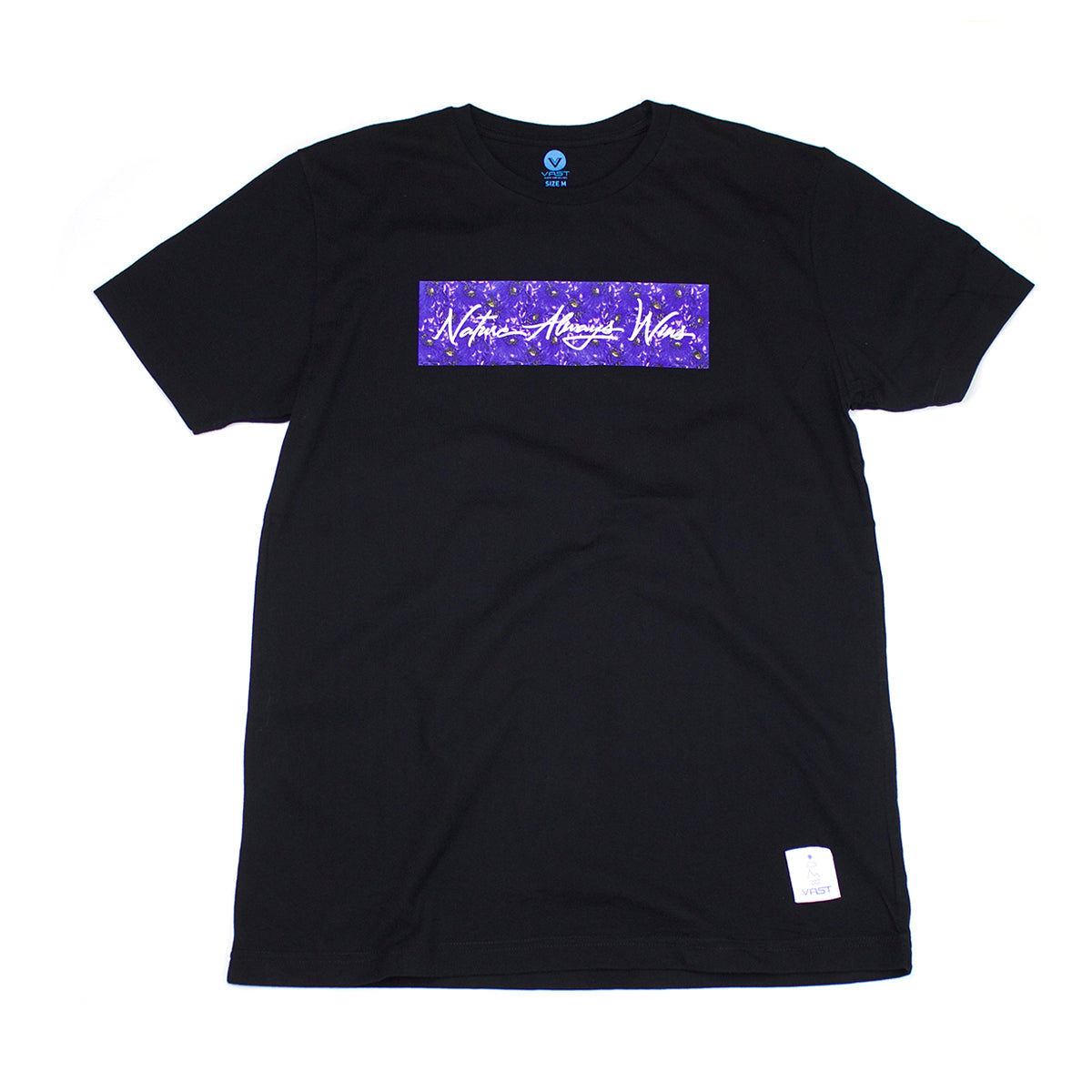 VAST - NATURE BOX TEE (BLK)