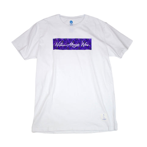VAST - NATURE BOX TEE (WHT)