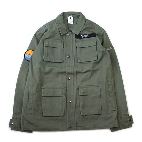 VAST - ON A MISSION JACKET