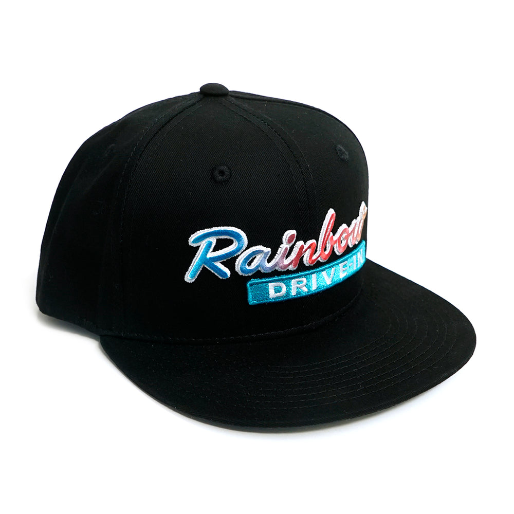 IN4MATION X RAINBOW DRIVE IN GRADIENT SNAPBACK