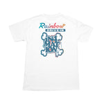 IN4MATION X RAINBOW DRIVE IN GRADIENT LOCK UP TEE