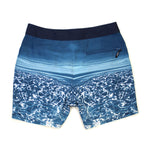 THE BLUE BOARDSHORT