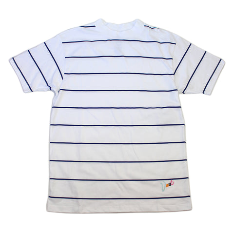 VAST - TURTLE NECK STRIPED TEE