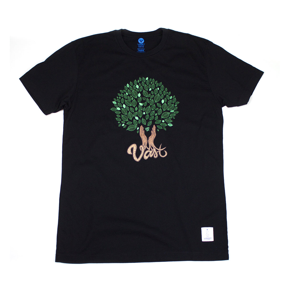VAST - HELPING HAND TEE (BLK)