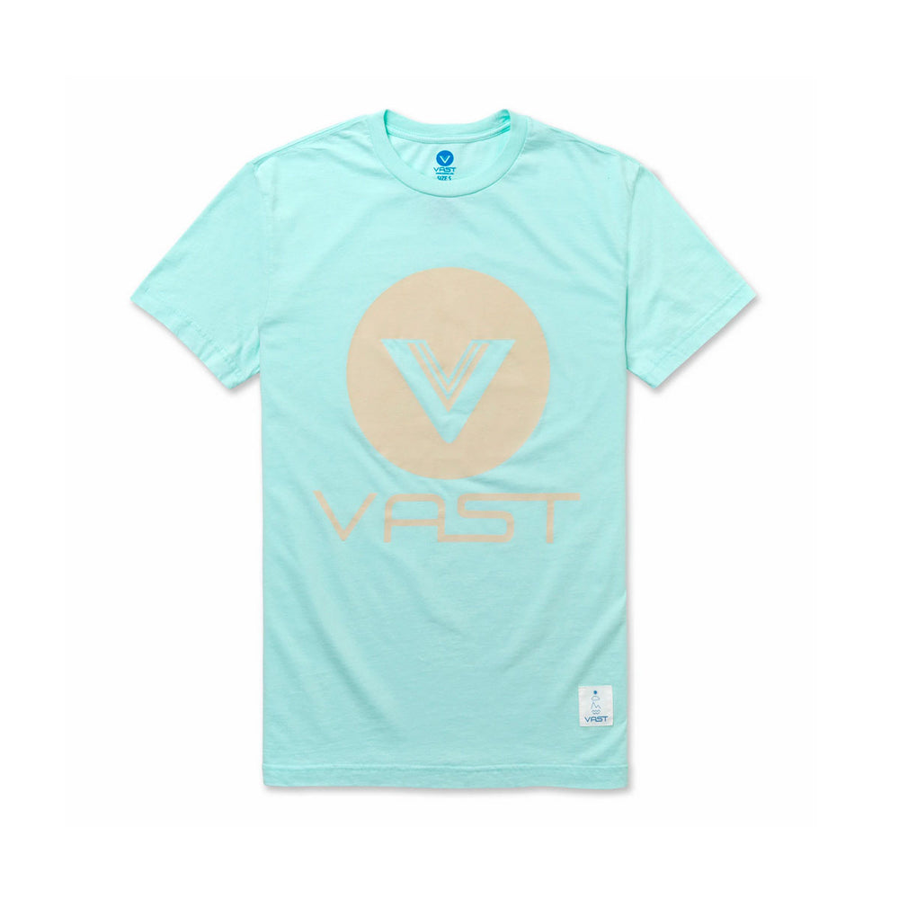 VAST - GRADIENT FRONT TEE (ICE)