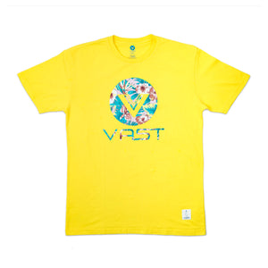 HIBISCUS FOLIAGE TEE (YELLOW)
