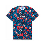 VAST - ROSE SURF TEE (GREY)