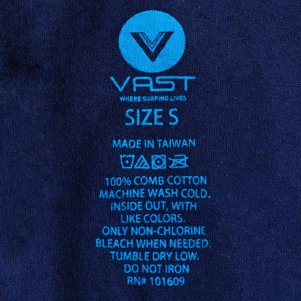 VAST - YOGI TANK TOP (NAVY)