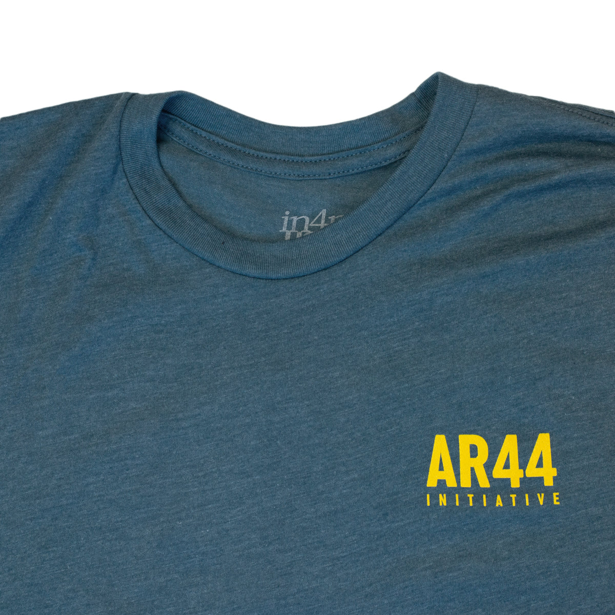 AR44 INITIATIVE -LOTUS SKULL (HEATHER NAVY)