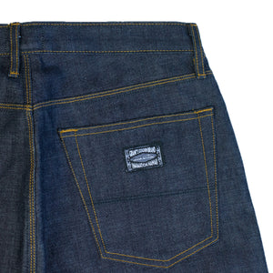 GRANTS GOLDEN BRAND X IN4MATION JAPANESE SELVEDGE RAW DENIM