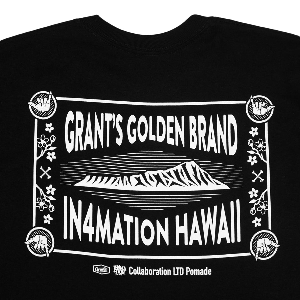 IN4MATION - GRANTS GOLDEN BRAND X IN4MATION (BLACK)