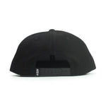 IN4MATION - OG STANDARD MIDNIGHT SNAP BACK (BLACK/BLACK)