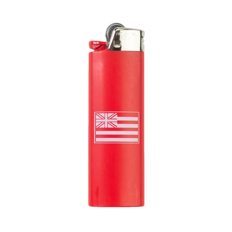 ALOHA ARMY - ALOHA SCRIPT LIGHTER